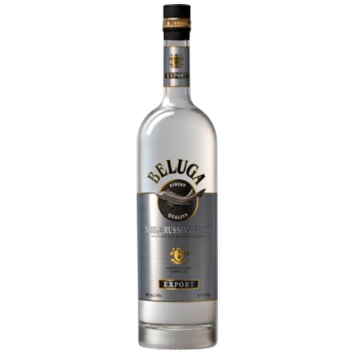 Beluga Noble Russian Vodka 40 % vol. 0,7 l