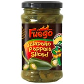 Fuego Jalapeño Peppers Sliced 125 g
