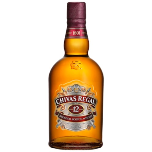 CHIVAS REGAL Whisky 12 Jahre 40 % vol. 0,7 l