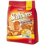 Lorenz Saltletts Laugen Cracker 150 g