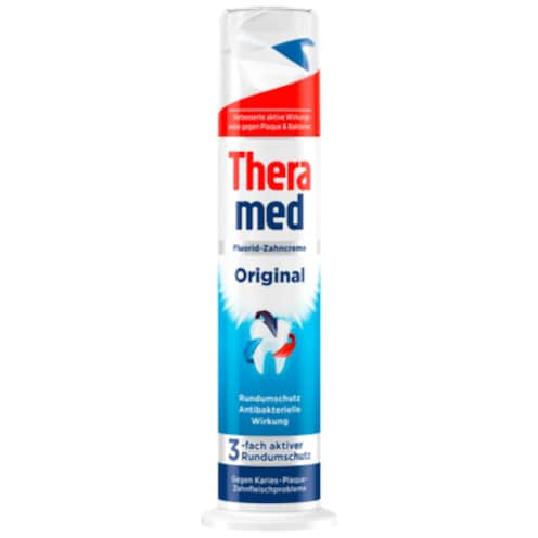 Theramed Fluorid-Zahncreme Original 100 ml