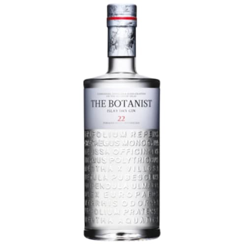 THE BOTANIST Islay Dry Gin 46 % vol. 0,7 l