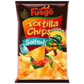 Fuego Tortilla Chips Salted 450 g
