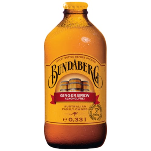 Bundaberg Ginger Brew 0,33 l