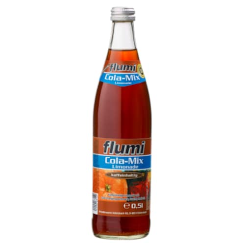 flumi Cola-Mix 0,5 l