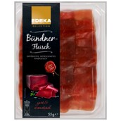 EDEKA SELECTION Bündnerfleisch 55 g