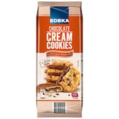 EDEKA Chocolate Cream Cookies 210 g