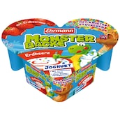 Ehrmann Monster Backe Joghurt Erdbeere 135 g