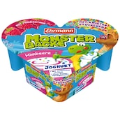 Ehrmann Monster Backe Joghurt Himbeere 135 g