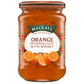 Mackays Orange Marmelade Whysky 340 g