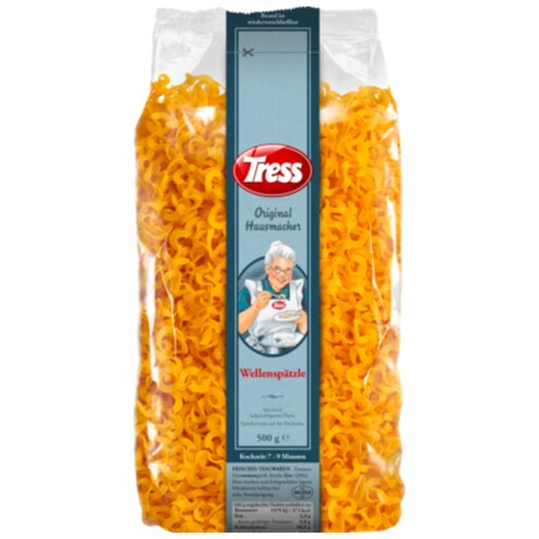 Tress Original Hausmacher Wellenspätzle 500 g