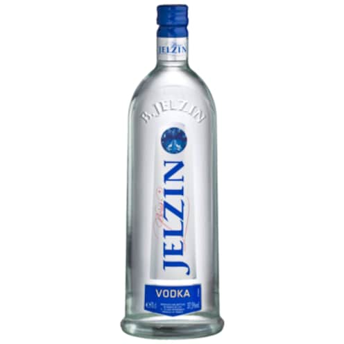 Jelzin Vodka 37,5 % vol. 700 ml