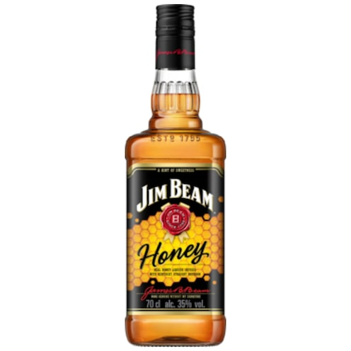 Jim Beam Honey 35 % vol. 0,7 l