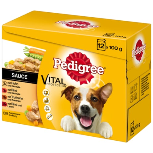 Pedigree Adult in Sauce 12 x 100 g