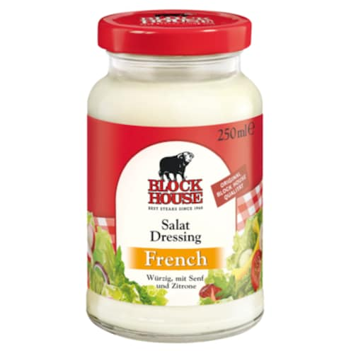 Block House Salat Dressing French 250 ml