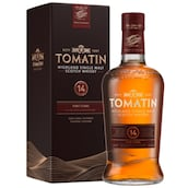 Tomatin Highland Single Malt Scotch Whisky 46 % vol. 0,7 l