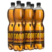 T400 Energy - 6-Pack 6 x 1,5 l