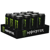 Monster Energy - Tray 12 x 0,5 l