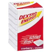 DEXTRO ENERGY Cranberry + Vitamin C 46 g