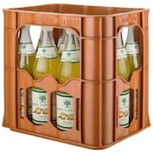 Bad Brambacher Garten-Limonade Orange - Kiste 12 x 0,7 l