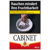 Cabinet Red by Players Zigaretten 20 Stück
