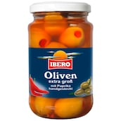 IBERO Oliven extra groß 200 g