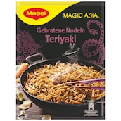 Maggi Magic Asia Gebratene Nudeln Teriyaki für 2 Portionen