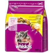 whiskas Junior mit Huhn 800 g