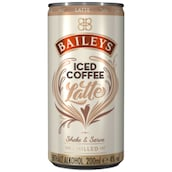 Baileys Iced Coffee Latte 4 % vol. 0,2 l