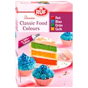 RUF Unsere Classic Food Colours 80 g