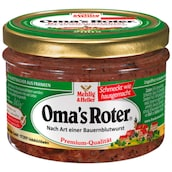 Mehlig&Heller Oma's Roter 200 g