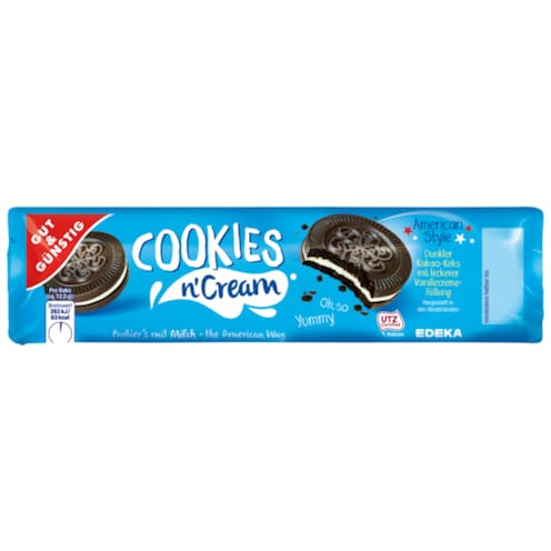 GUT&GÜNSTIG Cookies & Cream 176 g