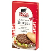 Block House American Burger 4 x 125 g