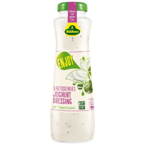 Kühne Enjoy Laktosefreies Joghurt Dressing 300 ml