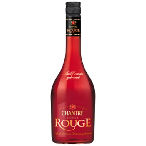 CHANTRÉ Cuvèe Rouge 30 %vol. 0,7 l