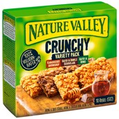 Nature Valley Crunchy Variety Pack 5 x 42 g