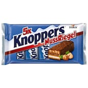 Knoppers Nussriegel 5 x 40 g
