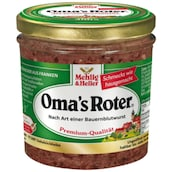 Mehlig&Heller Oma's Roter 300 g