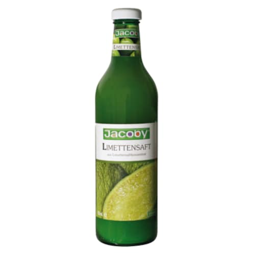 Jacoby Limettensaft 0,75 l