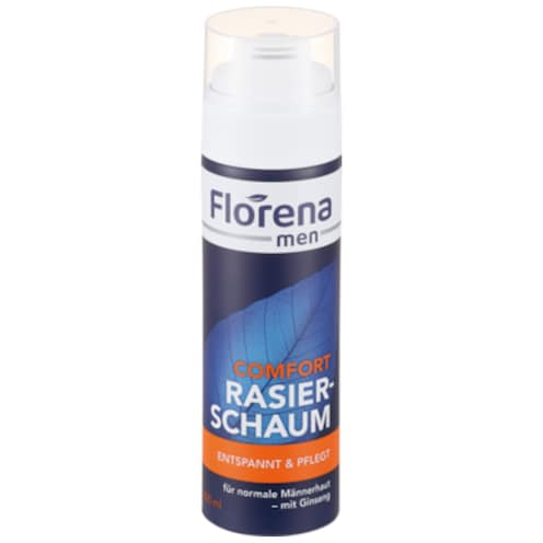 Florena Men Comfort Rasierschaum 200 ml