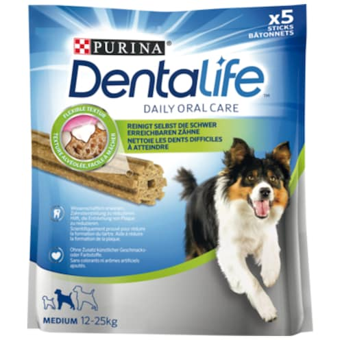 Purina Dentalife Daily Oral Care Medium 142 g