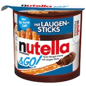 Ferrero Nutella&Go Laugensticks 54 g