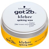 Schwarzkopf got2b kleber spiking wax 75 ml