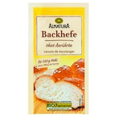 Alnatura Backhefe 9 g
