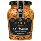 MAILLE Senf nach Alter Art 200 ml