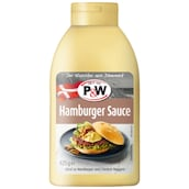 P&W Hamburger Sauce 425 ml