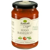 Alnatura Sugo Basilico 325 ml