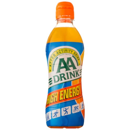 AA Drink High Energy 0,5 l