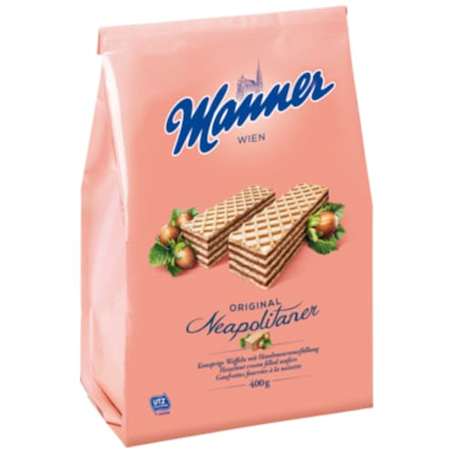 Manner Neapolitaner 400 g