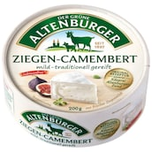 Der Grüne Altenburger Ziegen-Camembert 45 % Fett i. Tr. 200 g